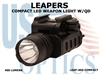 LEAPERS 400 Lumen Compact LED Weapon Light W/QD, BLACK