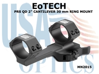 "EoTech PRS QD 2"" CANTILEVER 30 mm RING MOUNT"