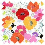 Sun-Kissed Little Flowers Multi 03321-09 from Benartex