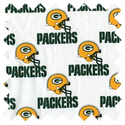 NFL Green Bay Packers Football 1026W White from Traditions