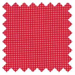 Gingham Crazy Tiny Gingham Red CX4834 from Michael Miller