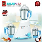 BalajiUsa B-Chef Mixer 500 watts 110v (Lowest Price Yet!)