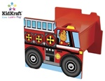 Firetruck Kids Step Stool