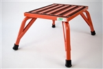 Safety Step Steel Industrial Step Stool