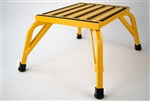Safety Step 12 Inch Industrial Step Stool