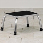 Clinton Chrome Medical Step Stool