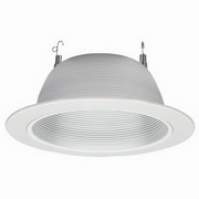 "Sea Gull Lighting Recessed 6"" Steel Baffle Trim"