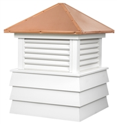 "Good Directions Dover Wood Cupola 2118D - 26"" x 35"" Dover"