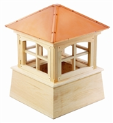 "Good Directions Huntington Wood Cupola 2122H - 26"" x 36"" Huntington"