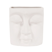 Howard Elliott Peaceful Buddha Wall Vase