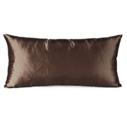 Howard Elliott Silkara Chocolate Kidney Pillow
