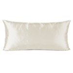 Howard Elliott Silkara Cream Kidney Pillow