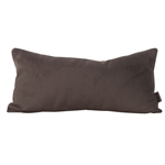 Howard Elliott Bella Chocolate Kidney Pillow