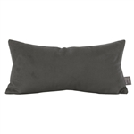 Howard Elliott Bella Pewter Kidney Pillow