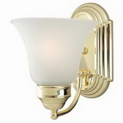 Sea Gull Lighting Linwood 1-Light Sconce 44235