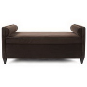 Howard Elliott Bella Chocolate Cosmopolitan Daybed