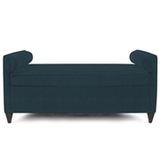Howard Elliott Sterling Indigo Cosmopolitan Daybed