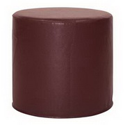 Howard Elliott Avanti Apple No Tip Cylinder Ottoman