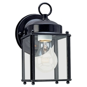 New Castle 1-Light Outdoor Wall Lantern