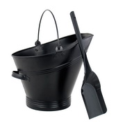 Achla Traditional Coal Hod w/ Scoop
