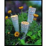 Achla Nested Cone Tea Lights - Set of 3