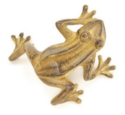Achla Jumping Frog - Tawny