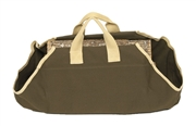 Achla Canvas Log Carrier