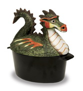 Achla Dragon Steamer 2.2 Quart