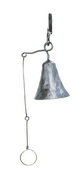 Achla Wrought Iron Bell, Small