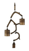 Achla Contemporary Hanging Bell Clusters