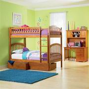 Atlantic Richmond Twin over Twin Bunk Bed [AB60104]