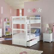 Atlantic Columbia Twin over Twin Bunk Bed [AB55104]