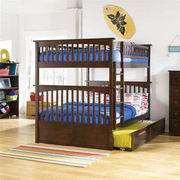 Atlantic Columbia Full over Full Bunk Bed [AB55504]