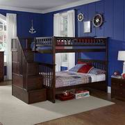 Atlantic Columbia Staircase Bunk Bed [AB55604]