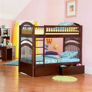 Atlantic Windsor Twin over Twin Bunk Bed [AB57104]