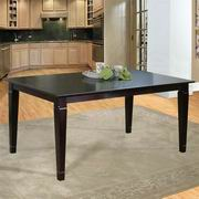 Atlantic Deco Dining Table  [D-79341 + D-78111]