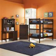 Atlantic Arizona Twin over Twin Bunk Bed [AB61104]