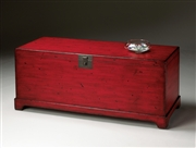 Butler RED COCKTAIL TRUNK