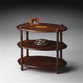 Butler OVAL ACCENT TABLE