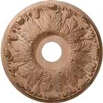 "Carved-Florentine-Ceiling-Medallion-Fits-Canopies-up-to-6-3/4""-CMW20FL"