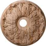 "Carved-Florentine-Ceiling-Medallion-Fits-Canopies-up-to-7""-CMW24FL"