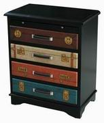 Home Meridian, Accent Chest (DS-597111)
