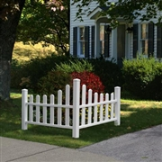 New England  Country Corner Picket