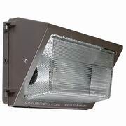 Sunset Lighting HPS Wall Pack with Die-Cast Aluminum Housing in Bronze