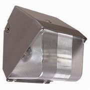 Sunset Lighting HID Mini Wall Pack with Die-Cast Aluminum Housing in  Bronze