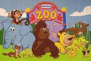 Fun Rugs Little Tikes The Zoo Rug [LT-10]