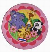 Fun Rugs Little Tikes Animal Kingdom Rug [LT-12]