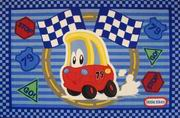 Fun Rugs Little Tikes Cozy Coupe Rug [LT-13]