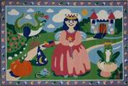 Fun Rugs Olive Kids Happily Ever After Rug [OLK-004]
