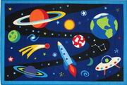 Fun Rugs Olive Kids Out of This World Rug [OLK-019]